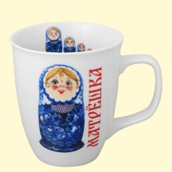 Mug Matriochka Gjel