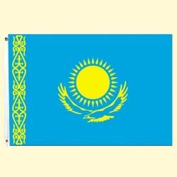 Drapeau Kazakhstan 90х150 cm