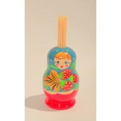 Cure dents - Matriochka, 7 cm