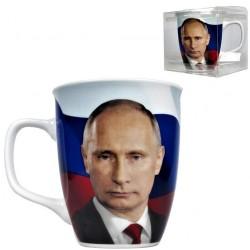"""Mug """"Poutine"""" 0,4L /Dans la boîte/ Кружка """"Путин"""" 0,4л/В коробк"""