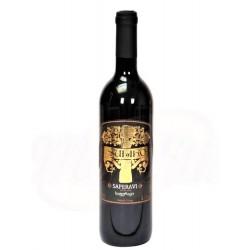 Le vin géorgien , Saperavi Rouge Sec