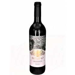 "Le Vin Géorgien, ""Akhasheni"", rouge, doux, 12%, 0.75L"