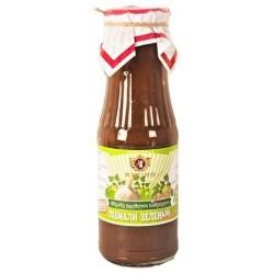 Sauce aux mirabelles vertes - Tkemali - à la géorgienne, 360 ml