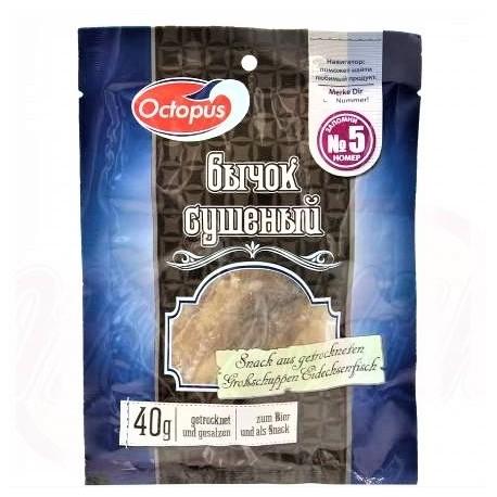 Chabot séché, 40gr/Бычок сушёный