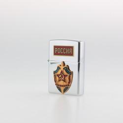 """Briquet """"KGB СССP, RUSSIE """" 5,5х3,5 cm"""