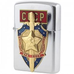 """Briquet """"KGB CCCP"""" 5,5х3,5 cm"""
