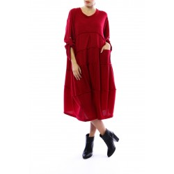 Robes longues/Rouge