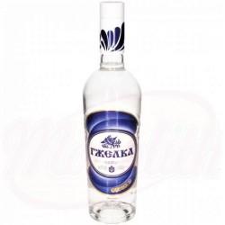 """Vodka """"Gjelka"""" 40% vol. 0.5L/Водка """"Гжелка"""" 40% алк."""